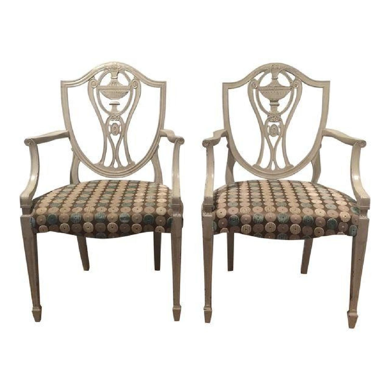 Transitional Upholstered Chairs - image-0