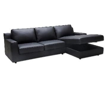 Elizabeth L Sectional Sofa