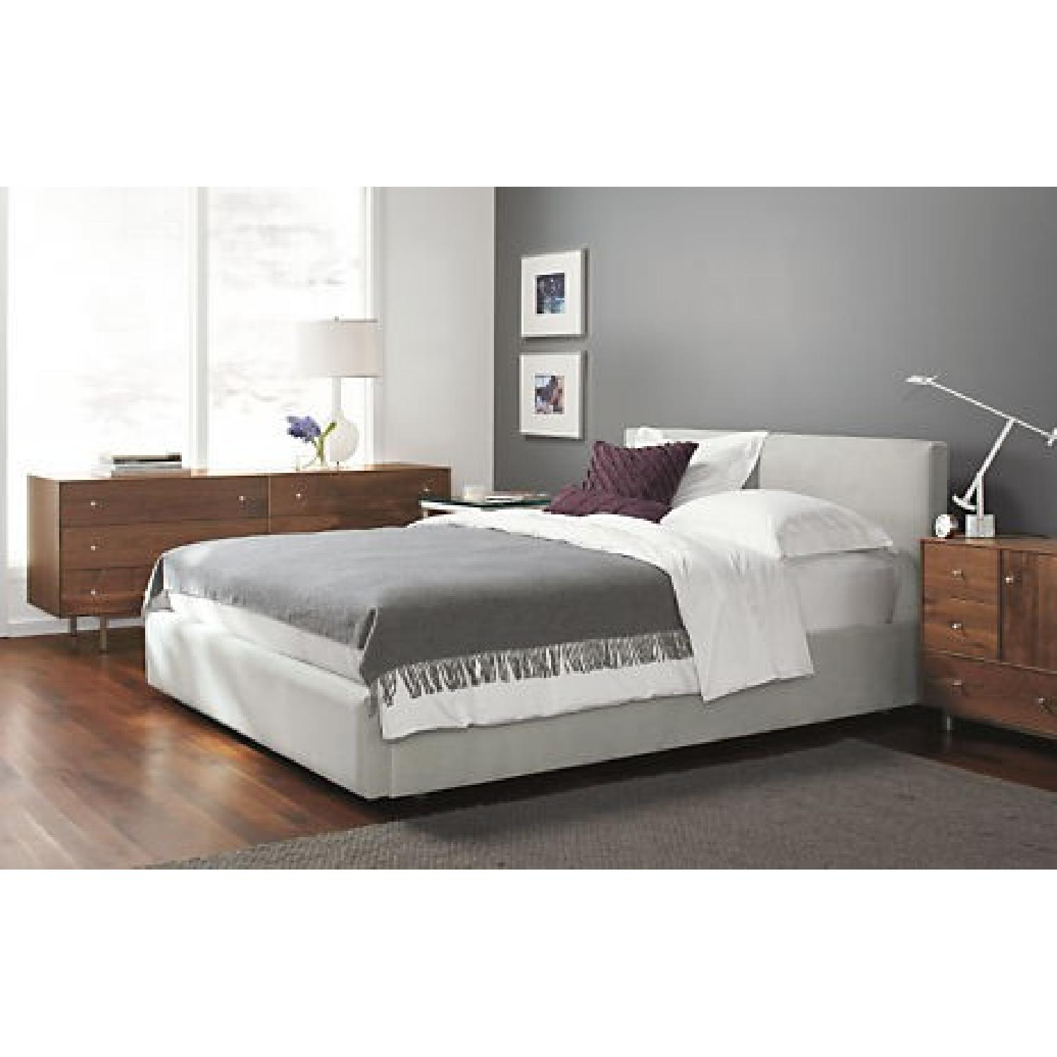 Room & Board King Size Wyatt Storage Bed - image-3