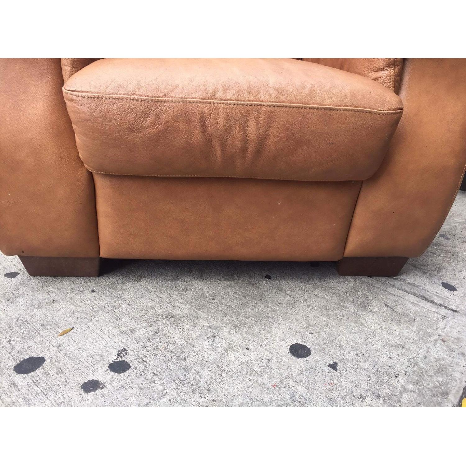 Leather Armchair - image-5