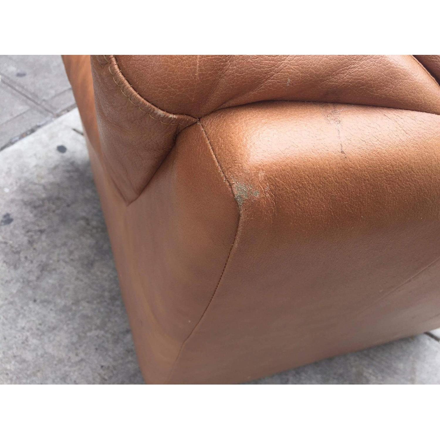 Leather Armchair - image-8