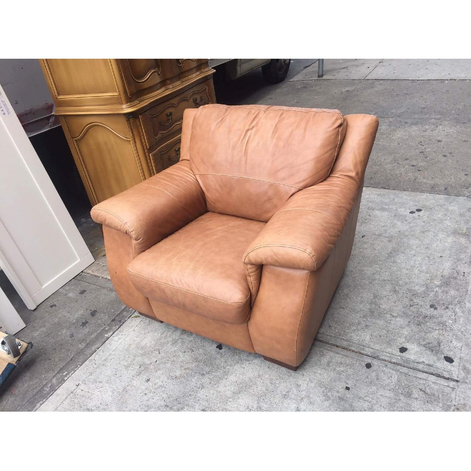Leather Armchair - image-9