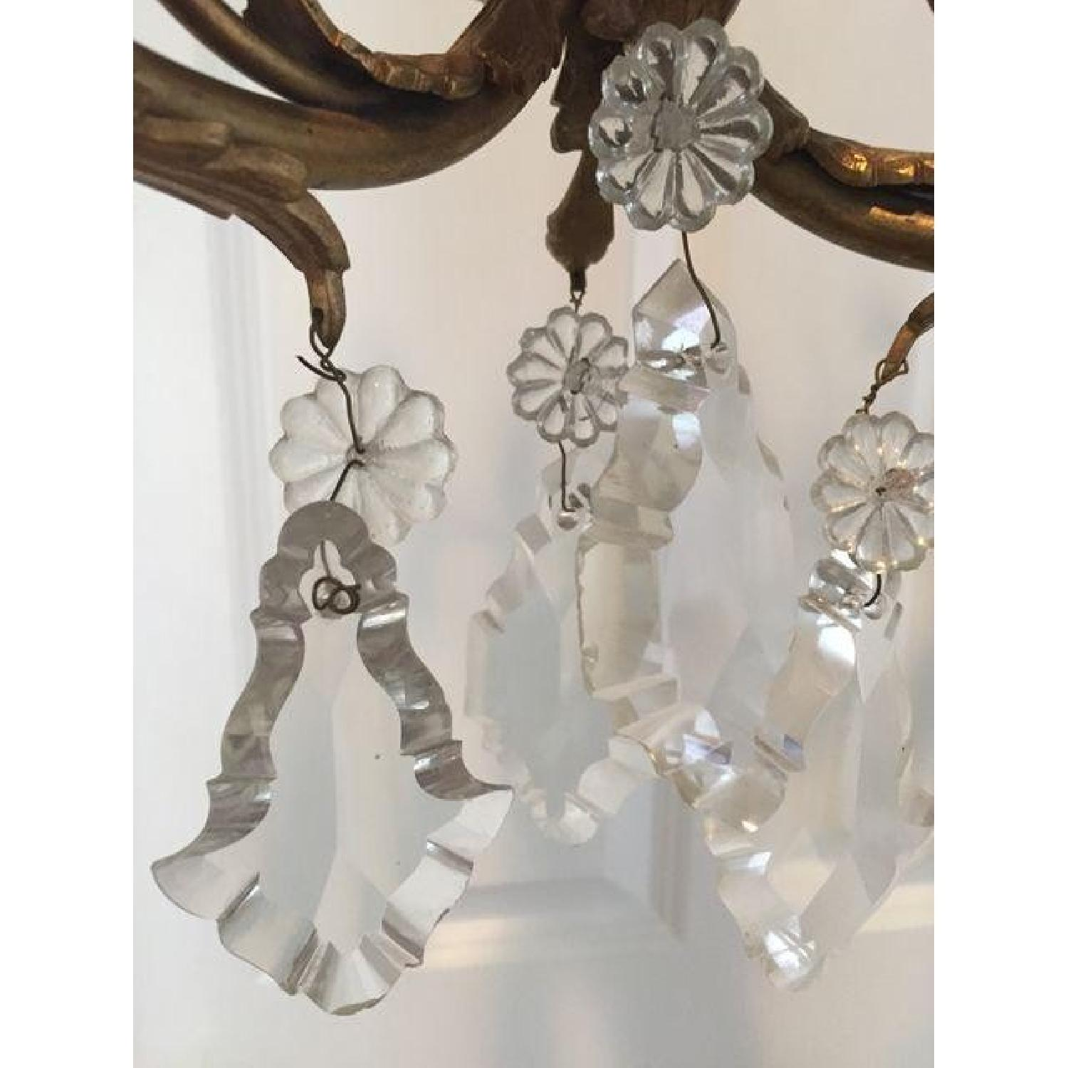 Antique French Wall Sconces - image-1