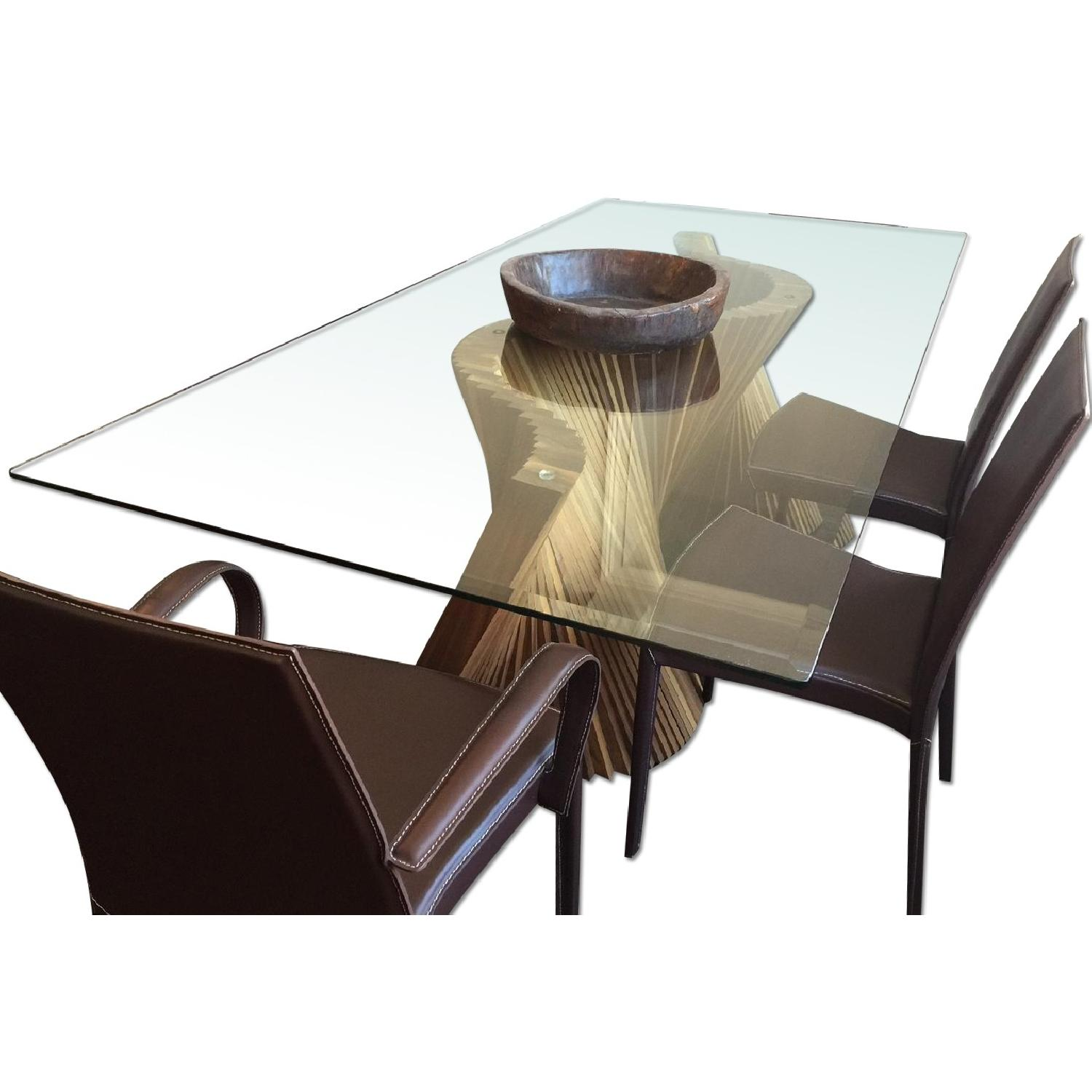 Kenneth Cobonpue Wave Dining Table - image-7