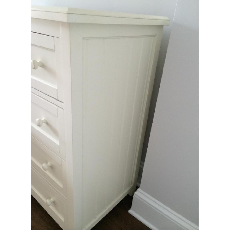 Pottery Barn Beadboard Get Ready Dresser - image-2