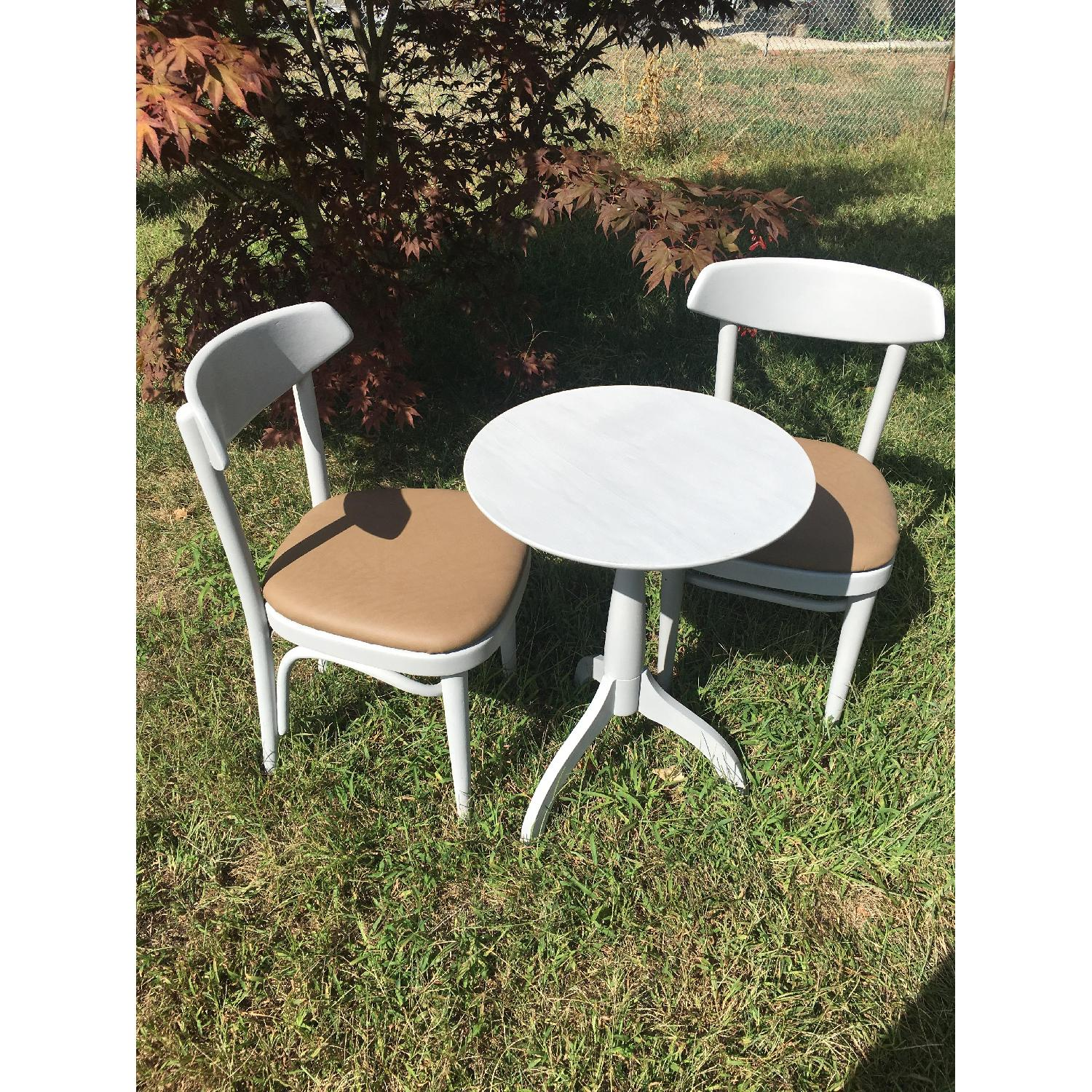 Dining Table w/ 2 Chairs - image-2