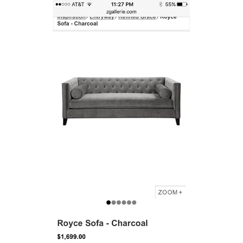 Z Gallerie Royce Sofa - image-1