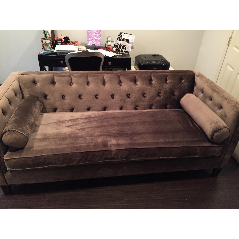 Z Gallerie Royce Sofa - image-3