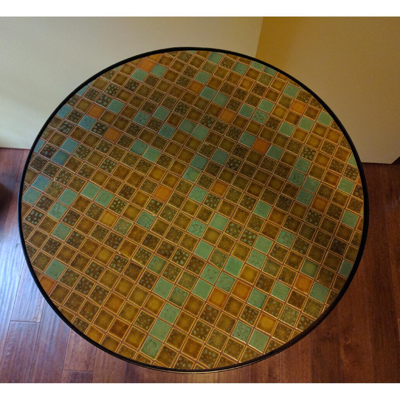 Tall Mosaic Table - image-3