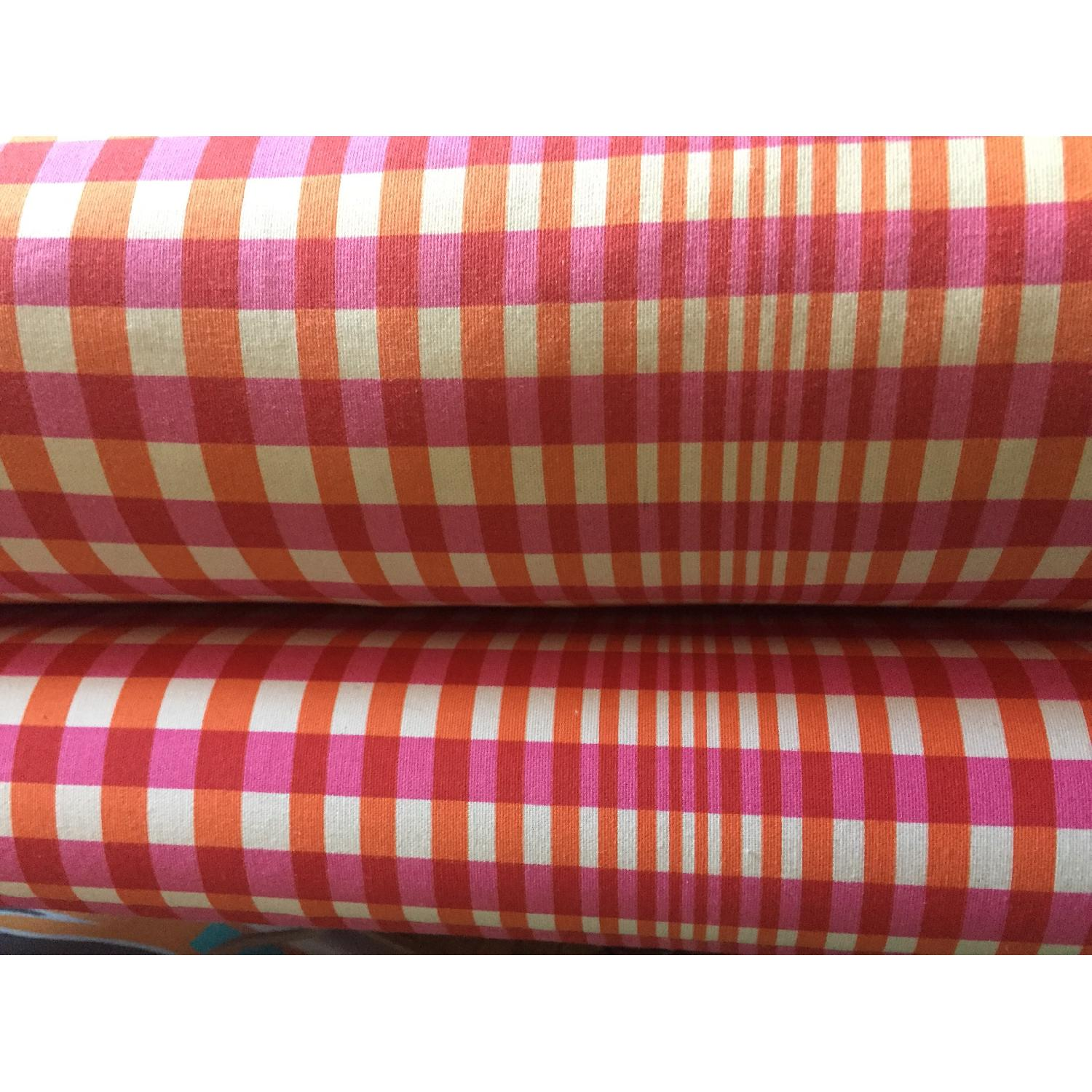 CB2 Piazza Gingham Chair - image-8