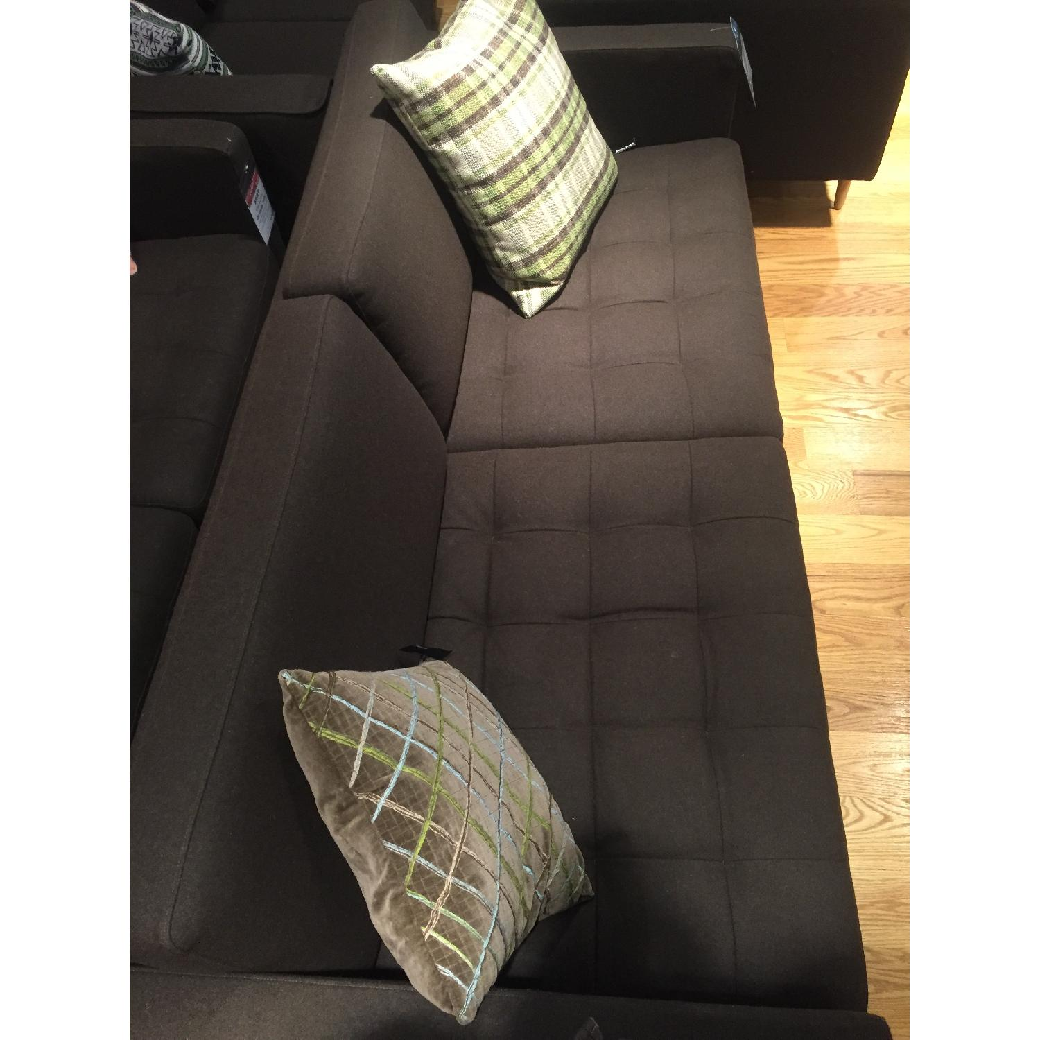 BoConcept Olympia Sofa in Chocolate Lux - image-6