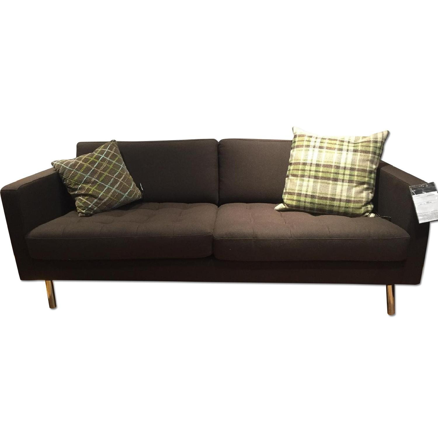BoConcept Olympia Sofa in Chocolate Lux - image-0