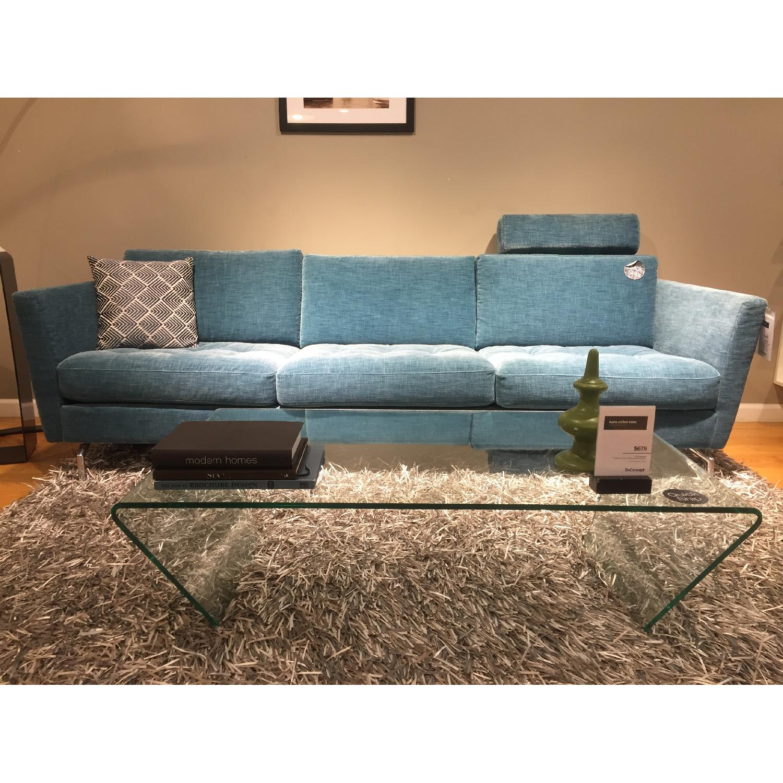 BoConcept Oasaka Sofa in Turquoise Napoli - image-2