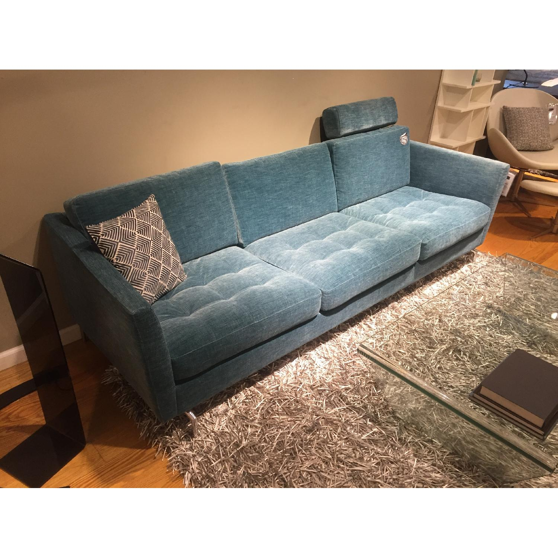 BoConcept Oasaka Sofa in Turquoise Napoli - image-3