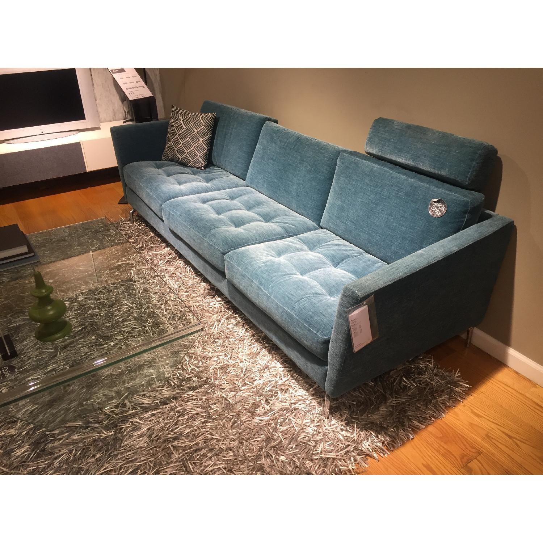 BoConcept Oasaka Sofa in Turquoise Napoli - image-4