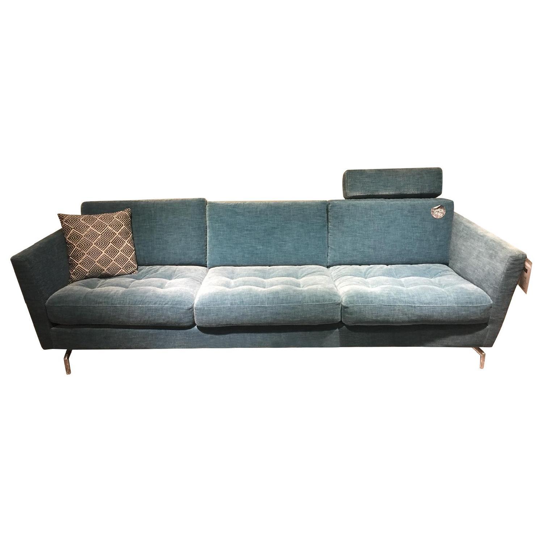 BoConcept Oasaka Sofa in Turquoise Napoli - image-0
