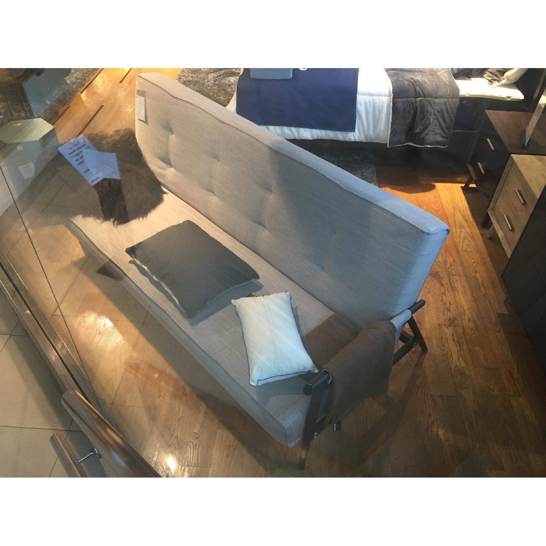 BoConcept Kyoto Sofa Bed in Light Gray - image-3