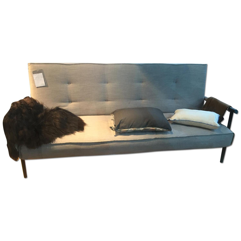 BoConcept Kyoto Sofa Bed in Light Gray - image-0