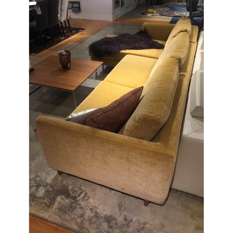 BoConcept Fargo Sectional Sofa in Golden Beige Napoli - image-4