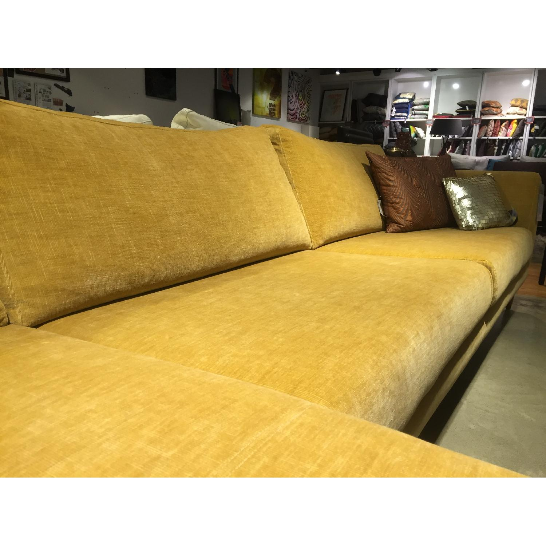 BoConcept Fargo Sectional Sofa in Golden Beige Napoli - image-6