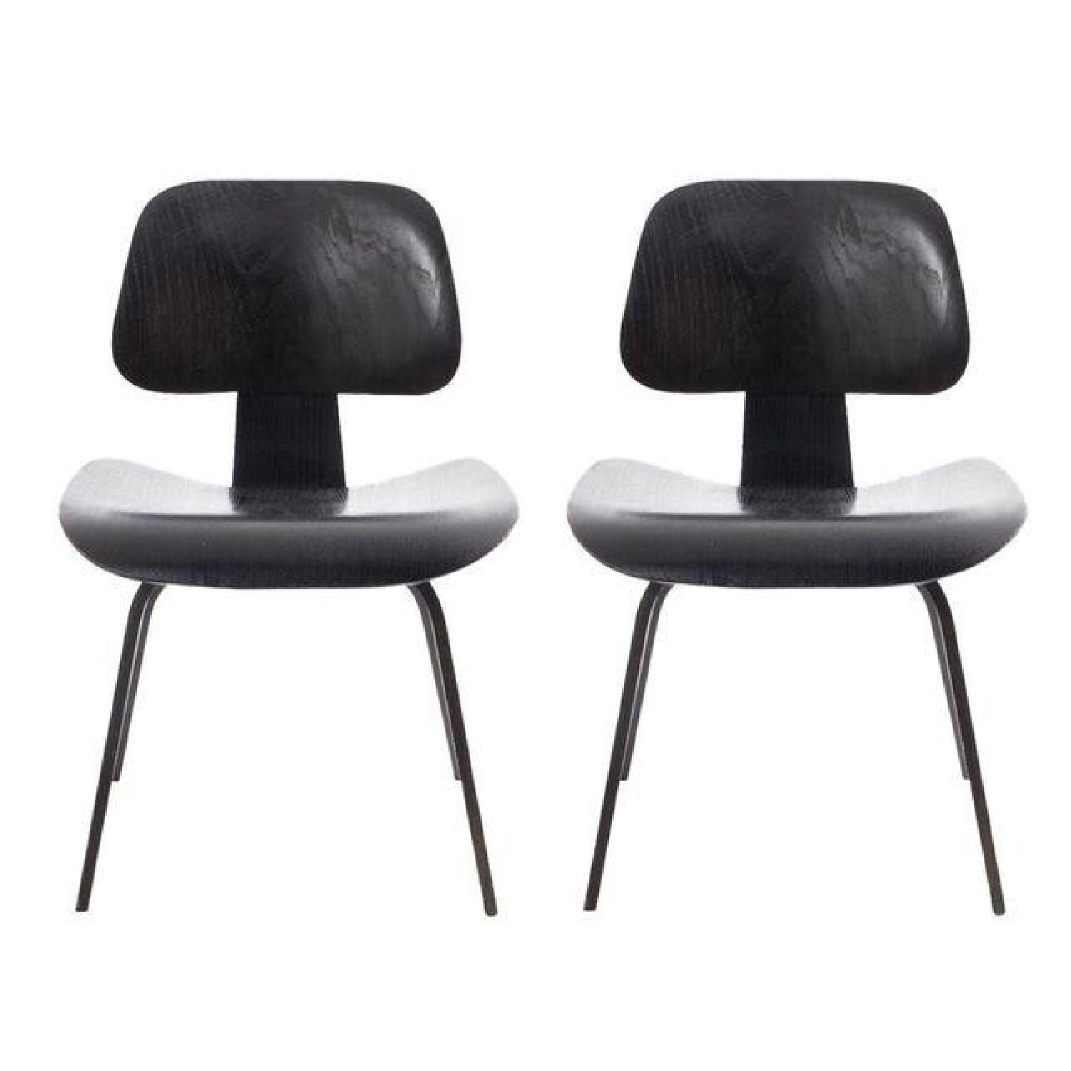 Eames DCW Chairs - image-0
