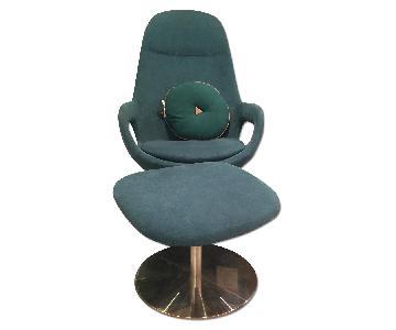 BoConcept Smartville Chair & Footstool