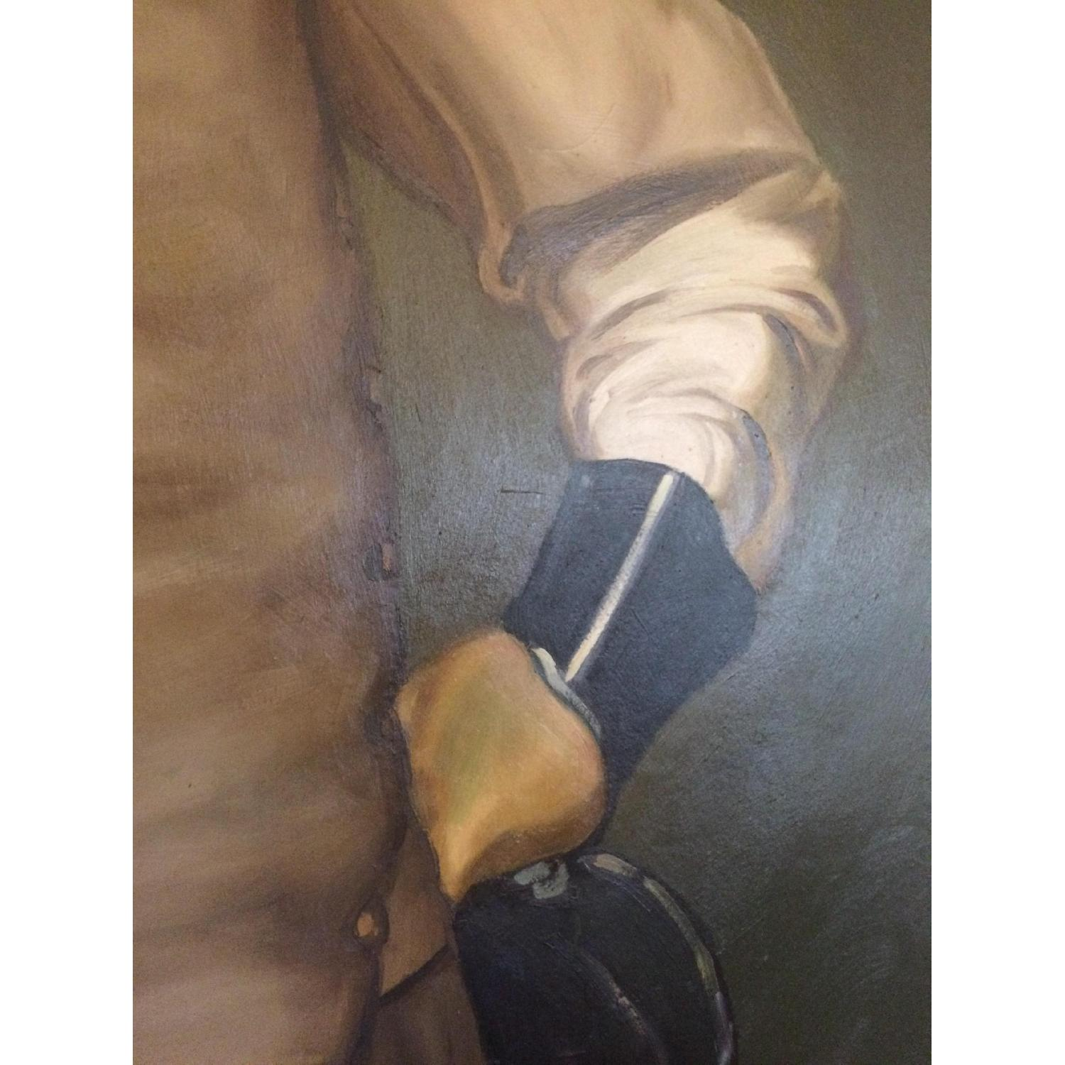 Lillian August Fencer - Oil on Canvas - image-5