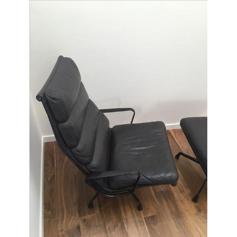 Eames EA 438 Lounge Chair & Ottoman - image-9