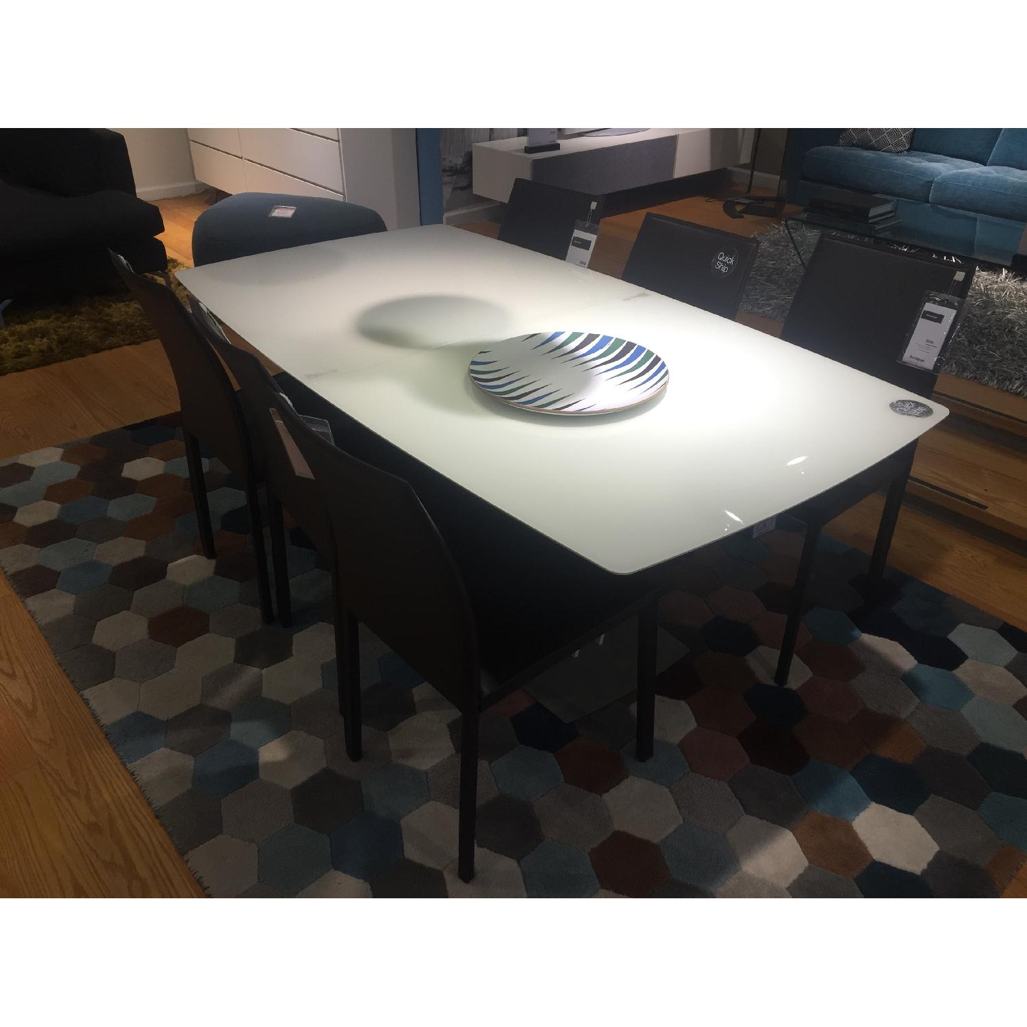 BoConcept White MIlano Dining Table - image-3