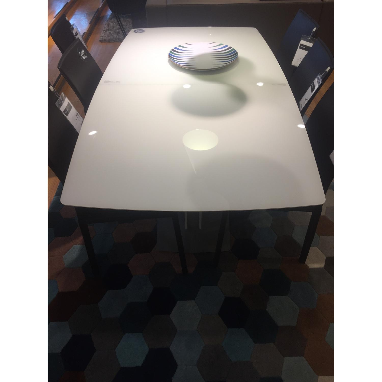 BoConcept White MIlano Dining Table - image-7