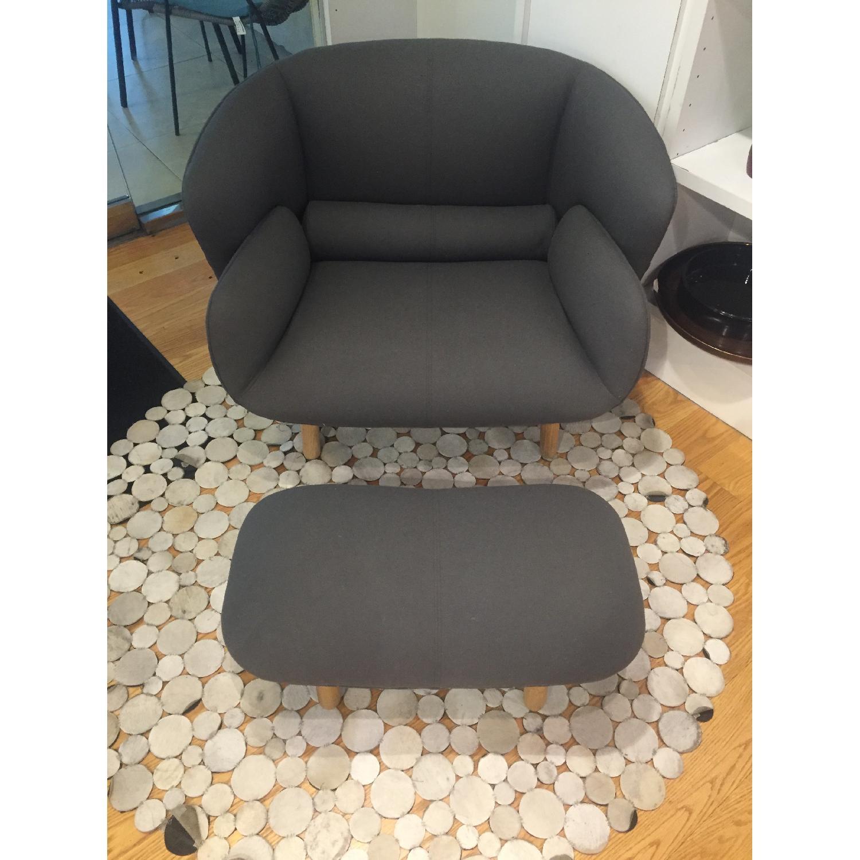 BoConcept Fusion Armchair - image-1