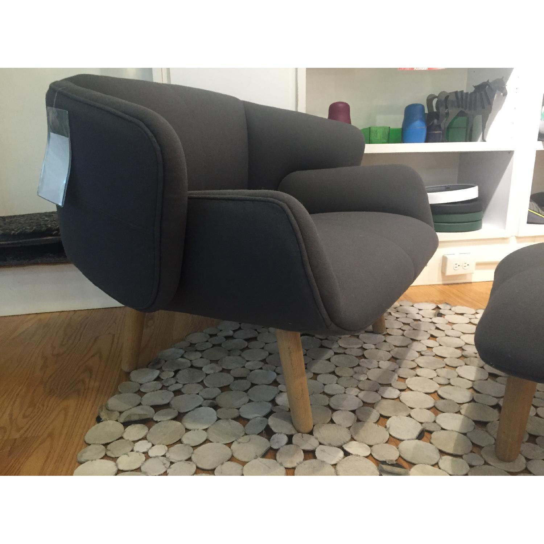 BoConcept Fusion Armchair - image-9