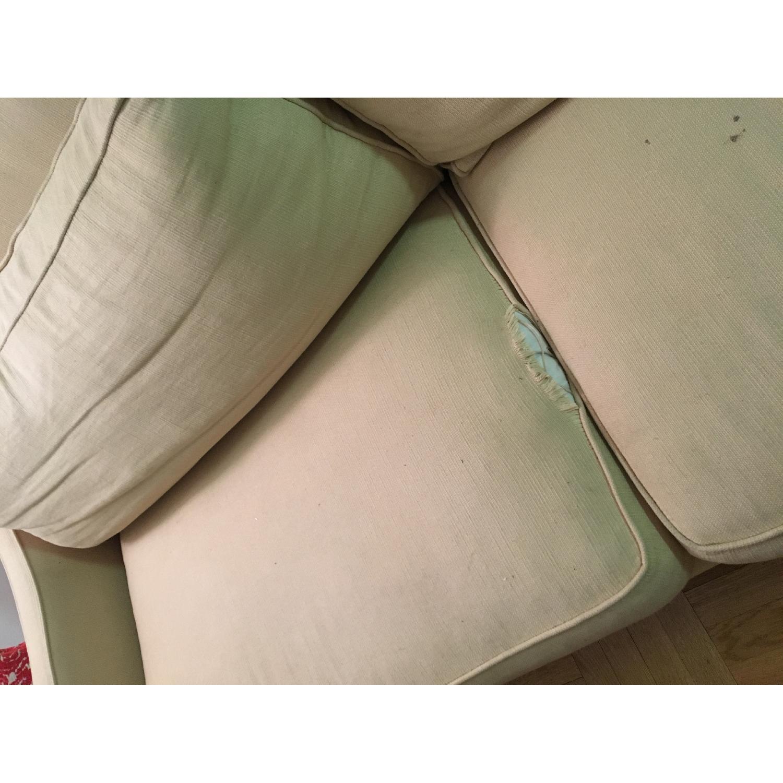 Pottery Barn Landon Upholstered Sofa - image-2