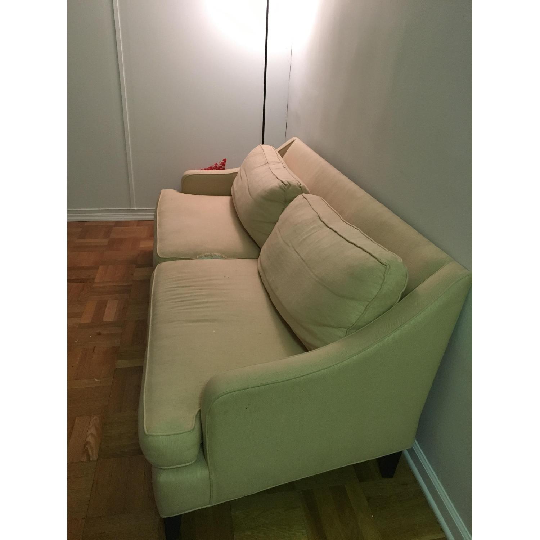 Pottery Barn Landon Upholstered Sofa - image-4