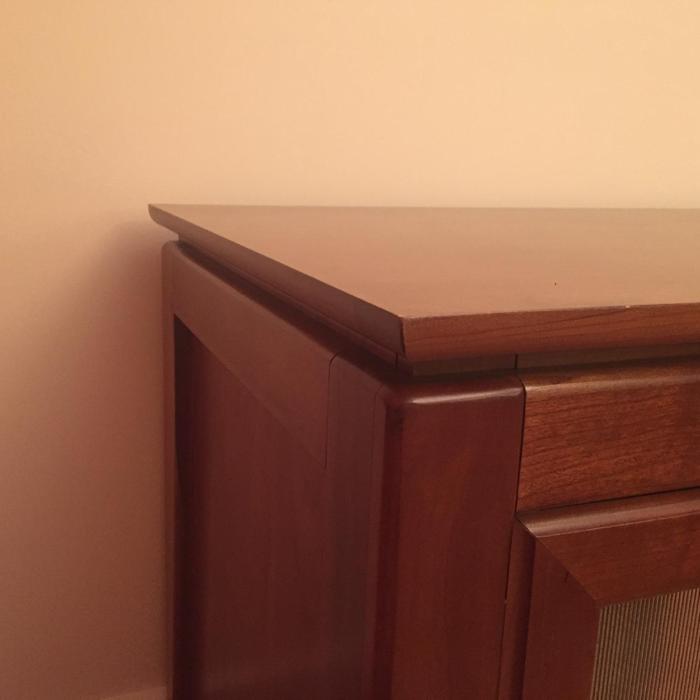 Hooker Media Cabinet/TV Console w/ Removable Shelves - image-7
