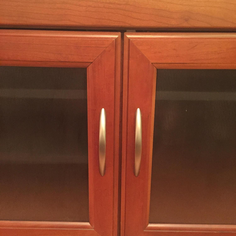 Hooker Media Cabinet/TV Console w/ Removable Shelves - image-9