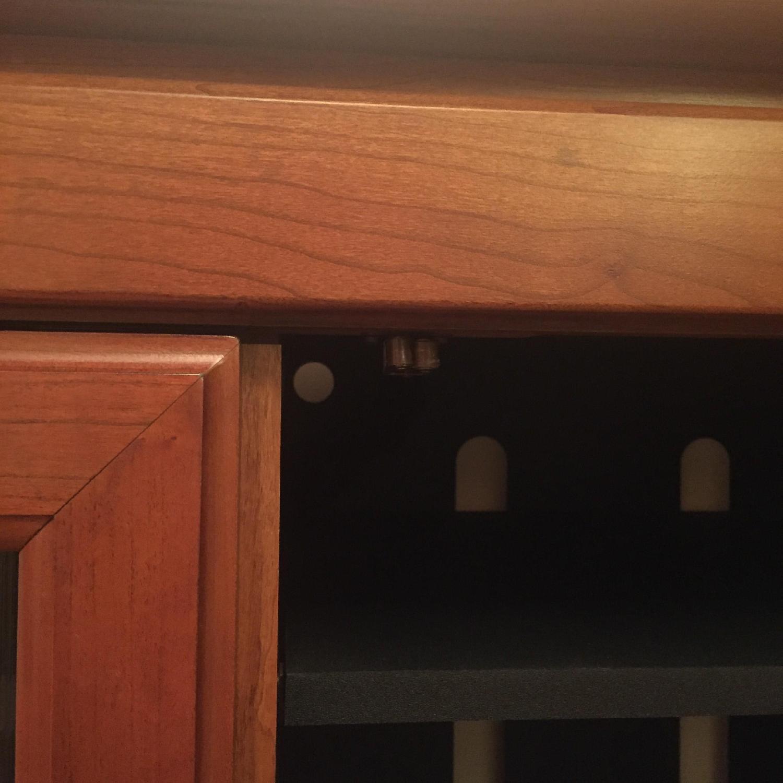 Hooker Media Cabinet/TV Console w/ Removable Shelves - image-10