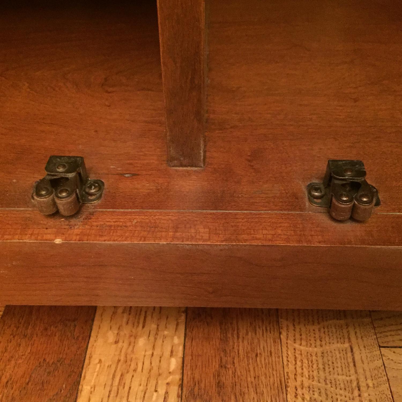 Hooker Media Cabinet/TV Console w/ Removable Shelves - image-11