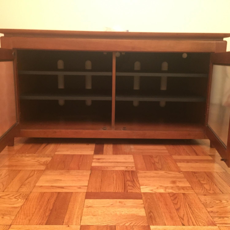 Hooker Media Cabinet/TV Console w/ Removable Shelves - image-14