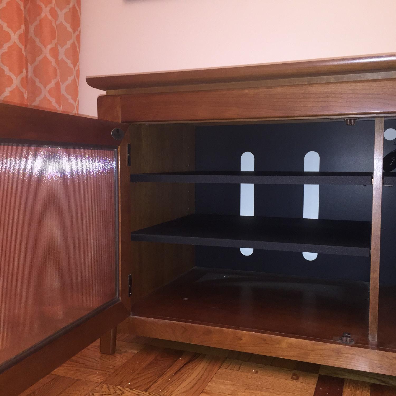 Hooker Media Cabinet/TV Console w/ Removable Shelves - image-15