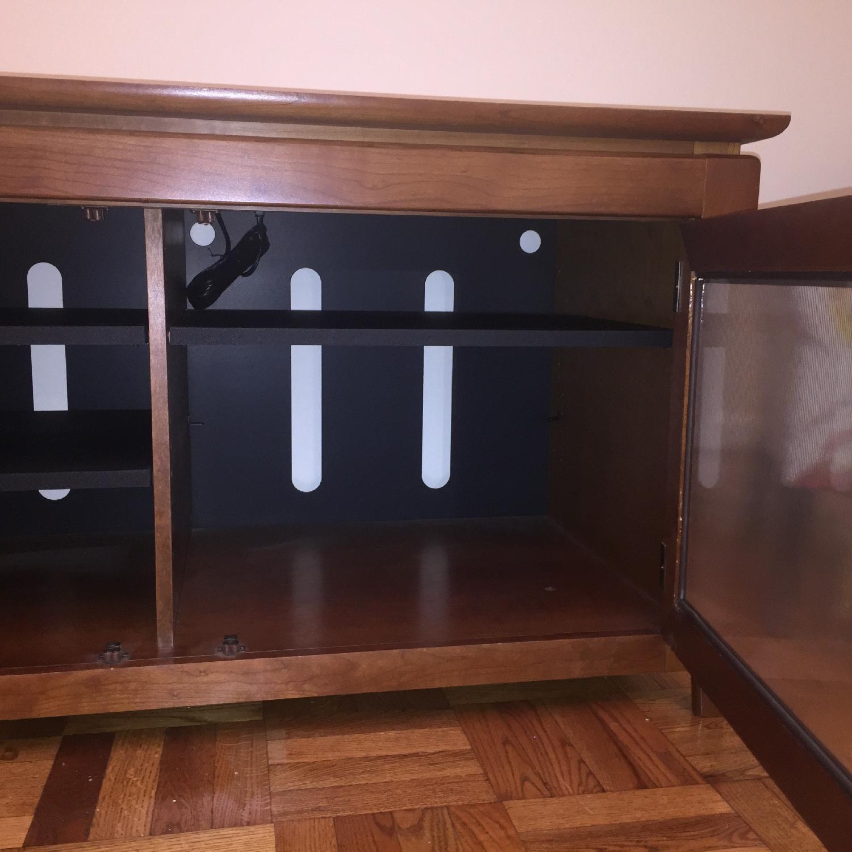 Hooker Media Cabinet/TV Console w/ Removable Shelves - image-16