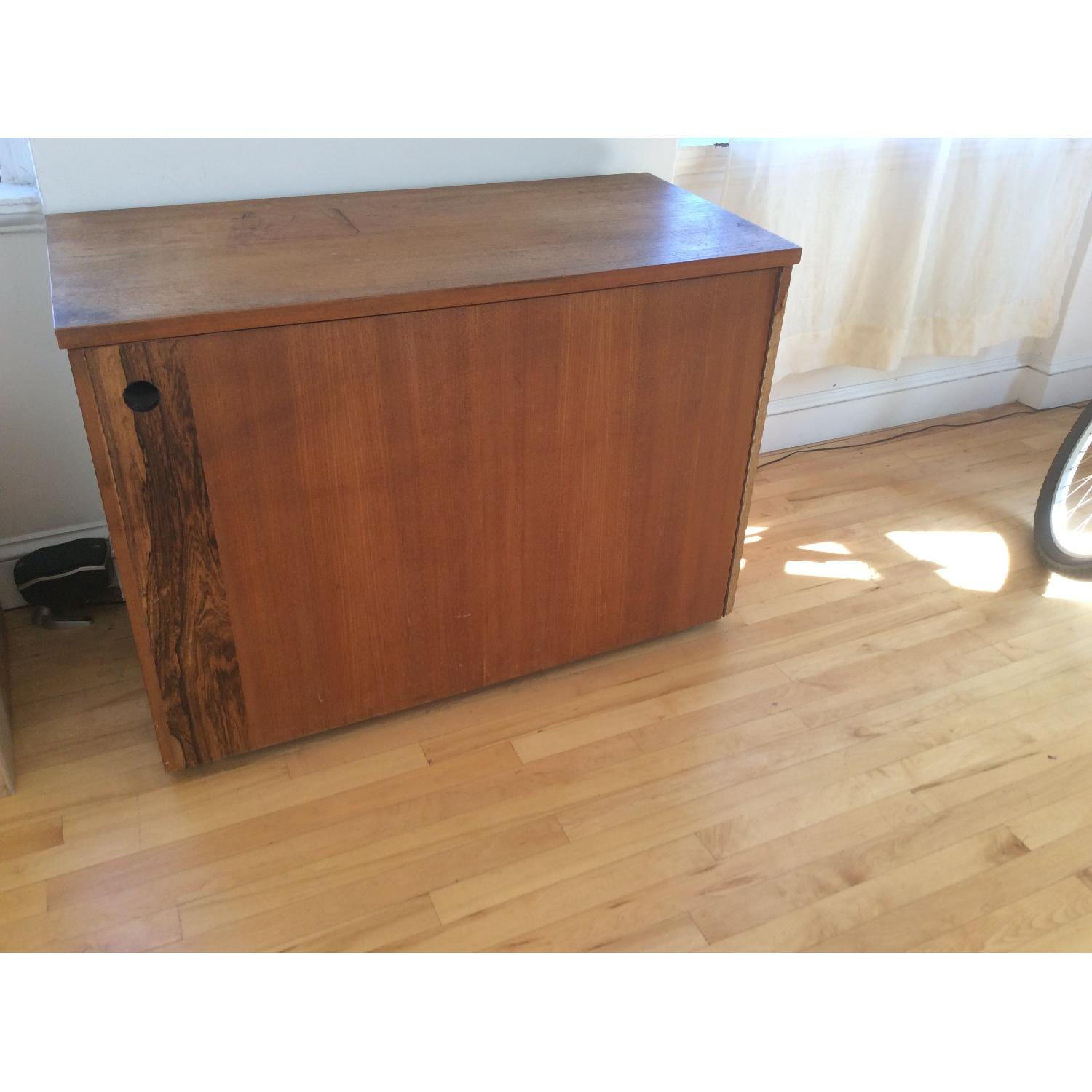 Danish Extendable Desk - image-1