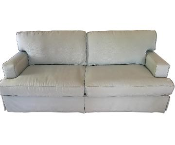 Raymour & Flanigan Sage Color Couch