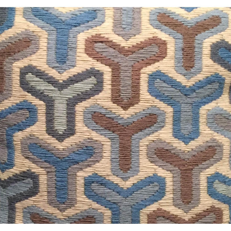 Jonathan Adler Needlepoint Pillow - image-4