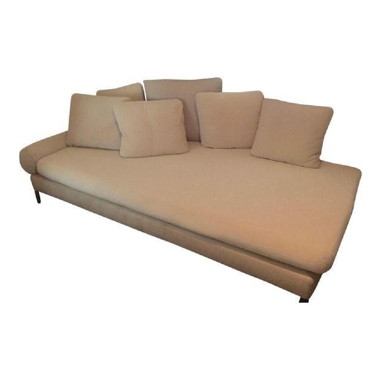 Swan Italia Chaise Lounge - image-0