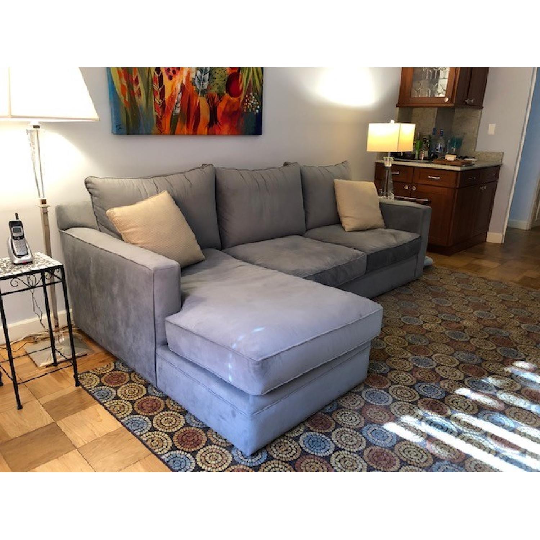 Room & Board Custom Orson Sleeper Sectional Sofa-0