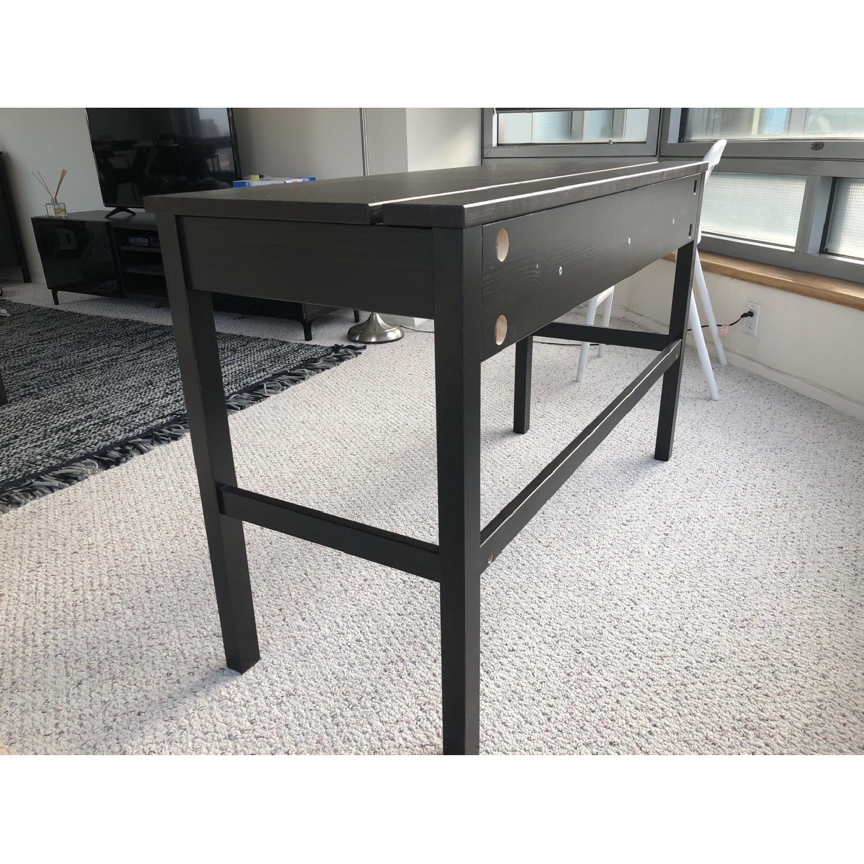Ikea Hemnes Desk W 2 Drawers