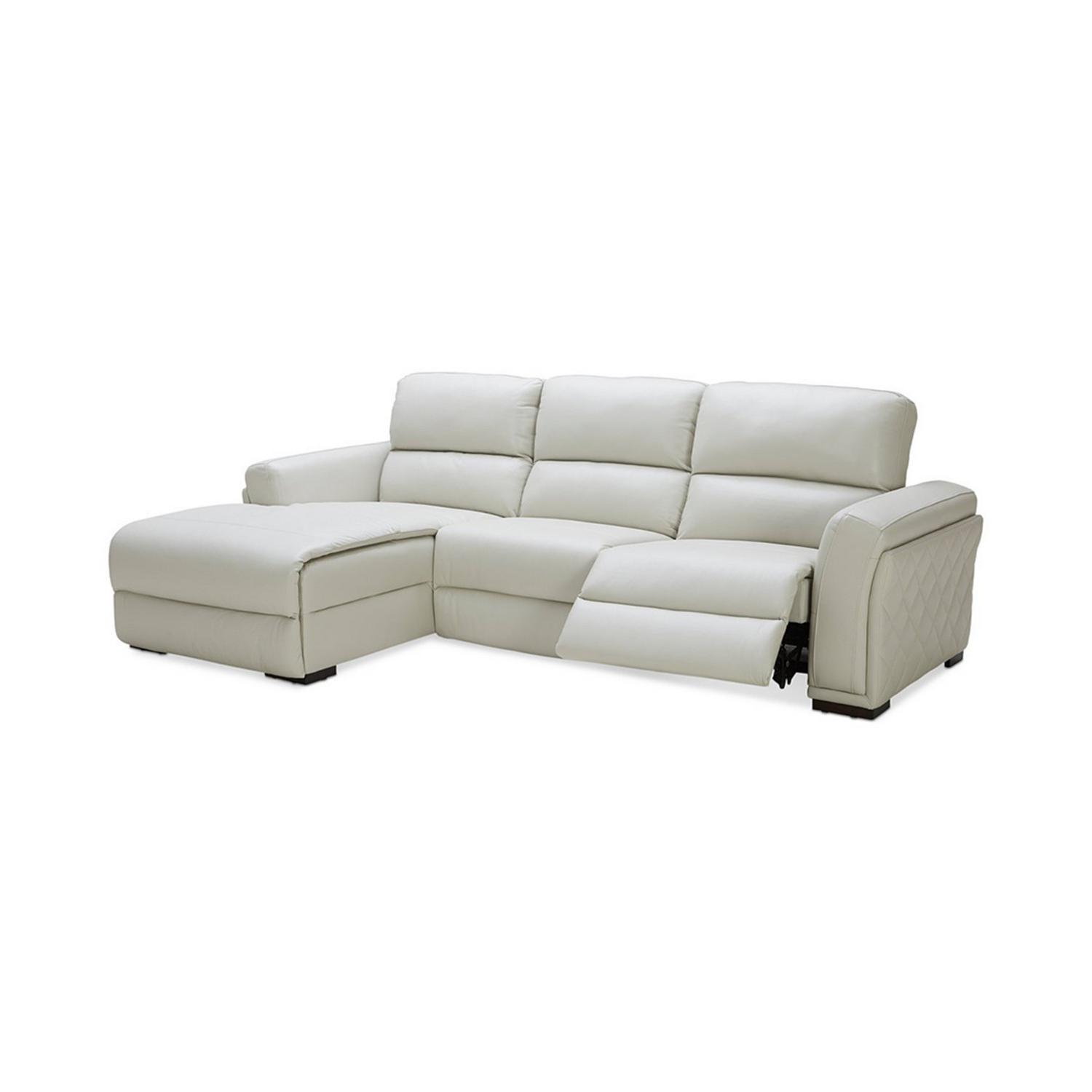 Picture of: Macy S Jessi 3 Piece Power Reclining Sectional Sofa Aptdeco