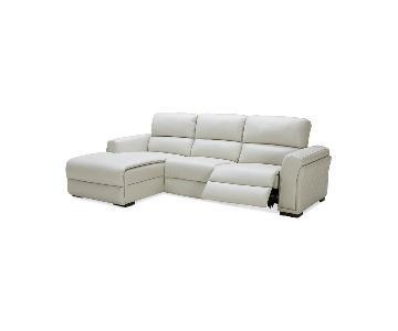 Macy's Jessi 3-Piece Power Reclining Sectional Sofa