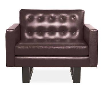 Room & Board Wells Leather Armchair